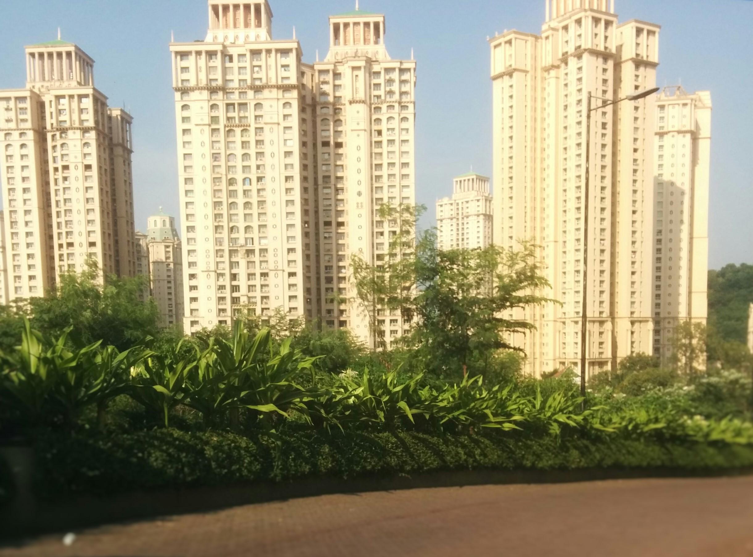 View of Hiranandani Gardens
