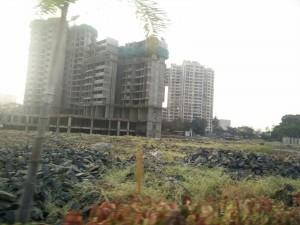 Rajesh Lifespaces Towers Under Construction at White City Kandivali